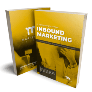 eBook Inbound Marketing Marketeros Web
